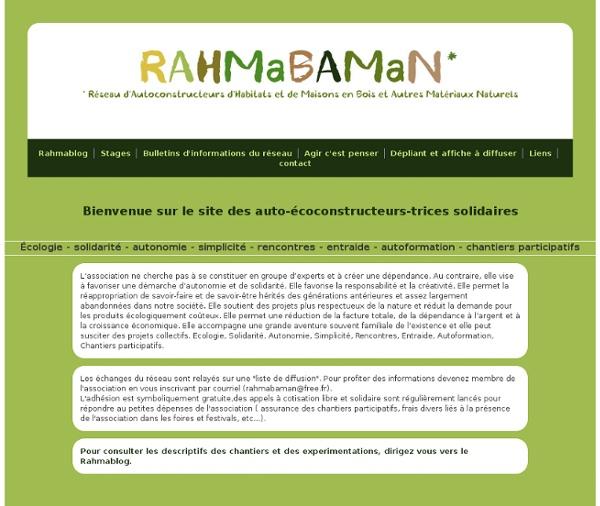 Rahmabaman acceuil