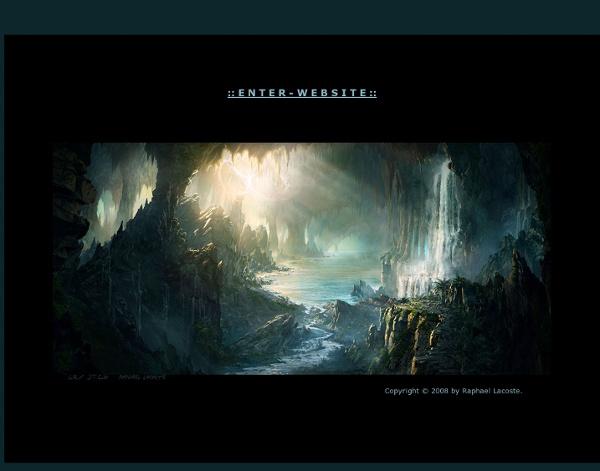 Matte Painter & concept artist online Po