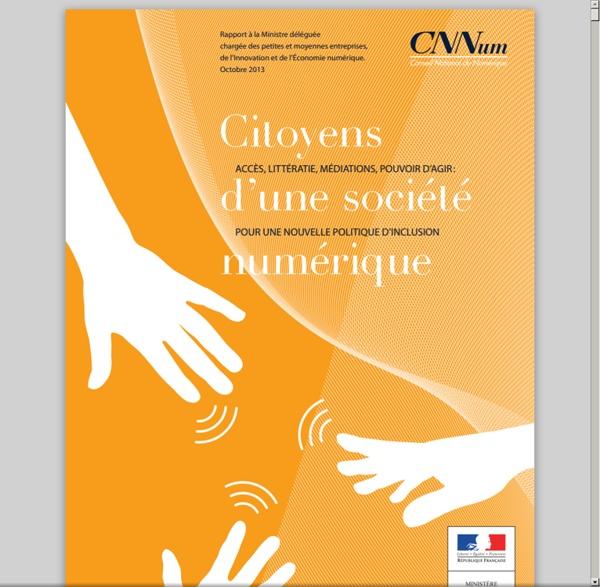 Microsoft Word - Rapport CNNum.doc - CNNum_Rapport-inclusion-numérique_nov2013.pdf