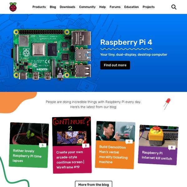Raspberry Pi Documentation