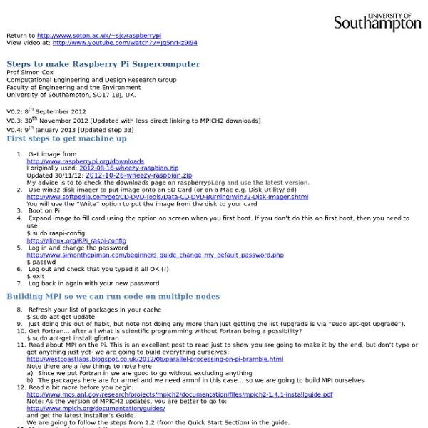 Www.southampton.ac.uk/~sjc/raspberrypi/pi_supercomputer_southampton.htm