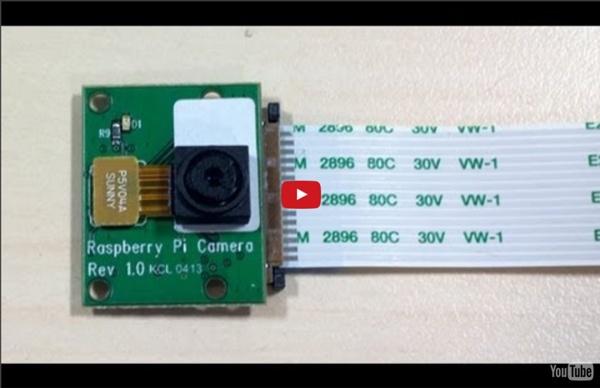 Raspberry Pi - Camera Tutorial...
