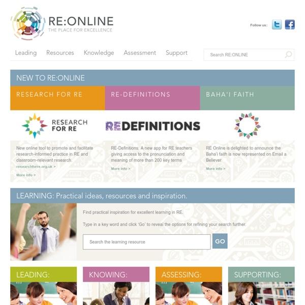 REonline - Homepage