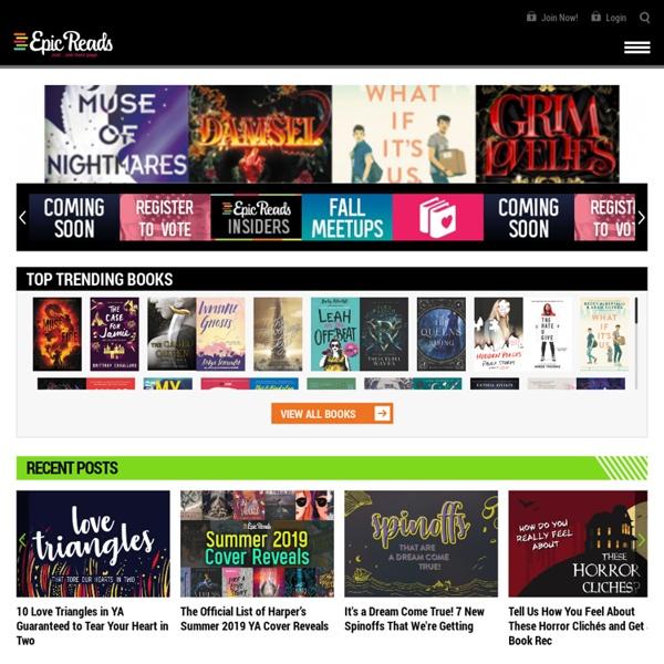 Teen Books Online