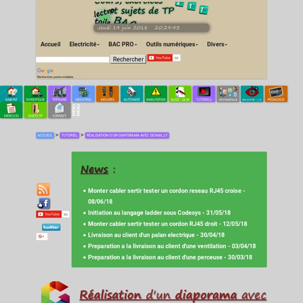 Genial.ly : [TUTORIEL]