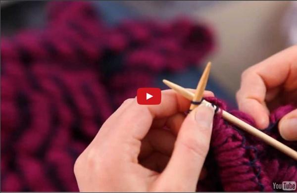 Réaliser une écharpe fantaisie en fil Farandole - Phildar