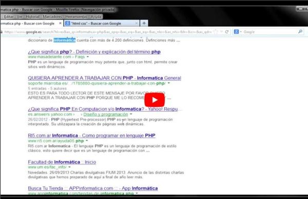 Como realizar busqueda avanzada en google