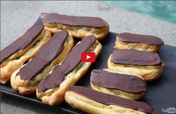 Recette Eclair Chocolat inratable!!