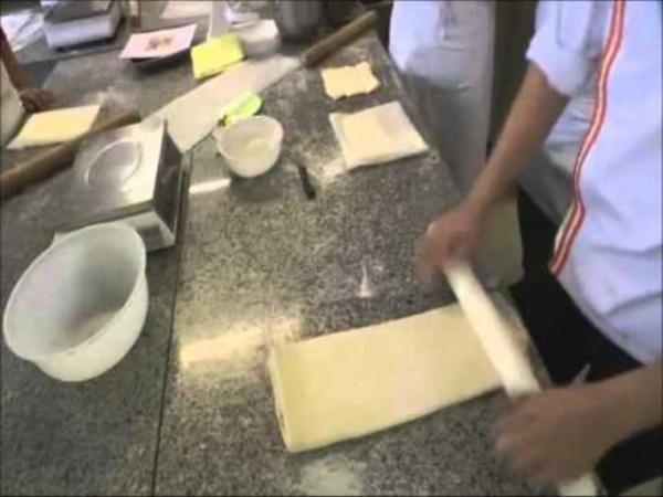 Recette des croissants et des pains au chocolat