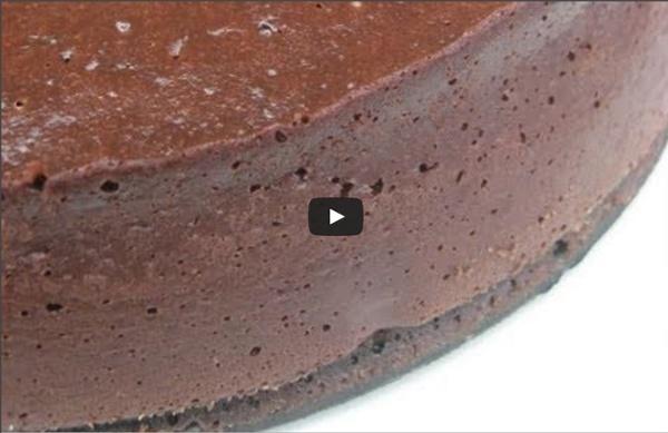 Recette du fondant au chocolat extrême par Hervé Cuisine