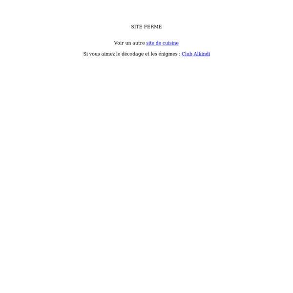Speed Recette : les meilleures recettes de cuisine du net