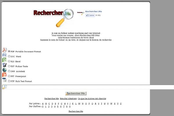 Recherchez Me : Un Fichier A Trouver