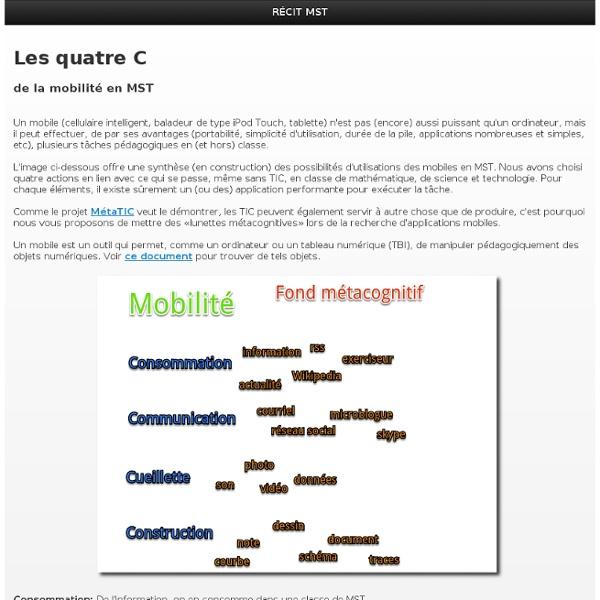 RECIT MST Mobile:QuatreC