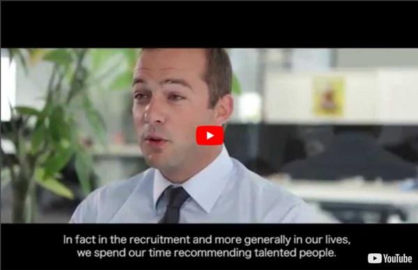 Keycoopt - Le recrutement par la recommandation (cooptation)
