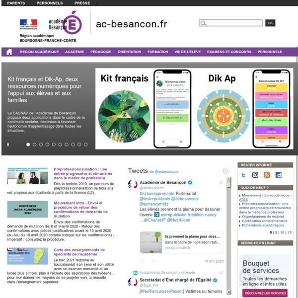 Info ou intox ? Clemi Besançon