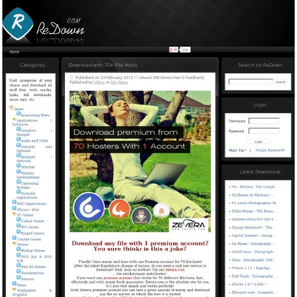 Adult Downloadlinks rapidshare