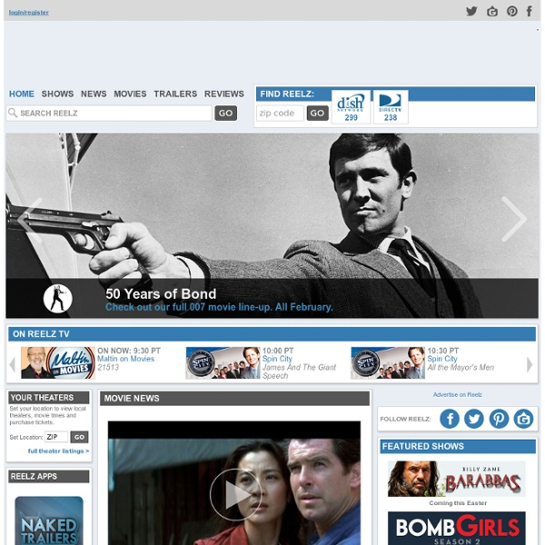 ReelzChannel - Movie Trailers, News, Interviews & Reviews