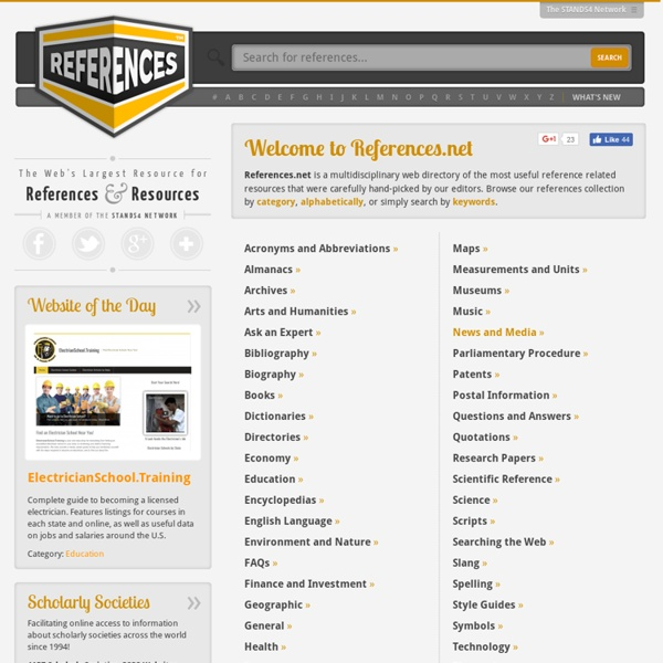 References.net