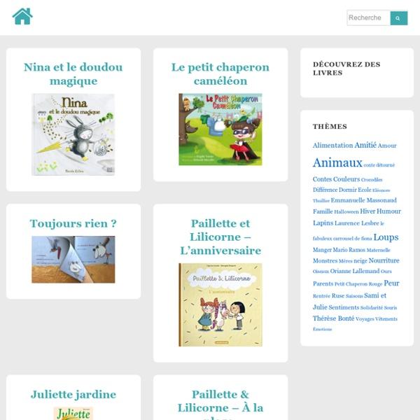 Visio Livres - pour écouter de petites histoires