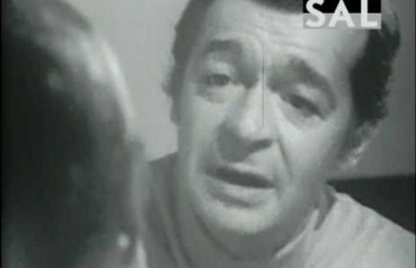 Serge Reggiani - Enivrez-vous - Poème de Baudelaire 19
