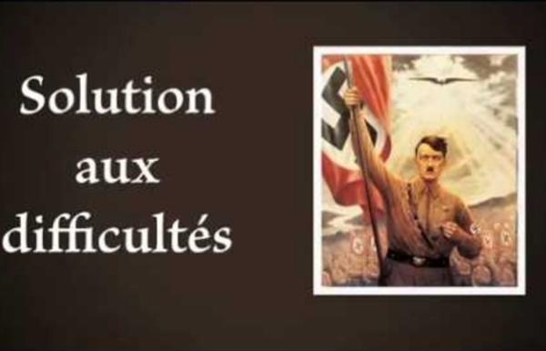 3°- Le régime totalitaire d'Hitler