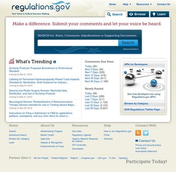 Regulations.gov