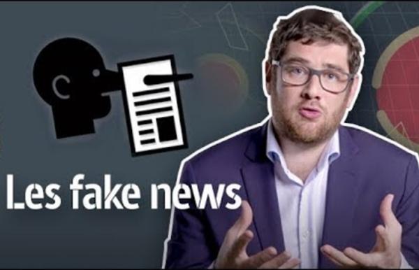 Rudy Reichstadt - Fake news : une guerre du XXIe siècle ? - Les Experts du Dessous des cartes