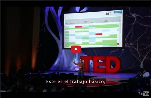 Salman Khan TED 2011 ''Reinventar la educación'' subtitulado al español