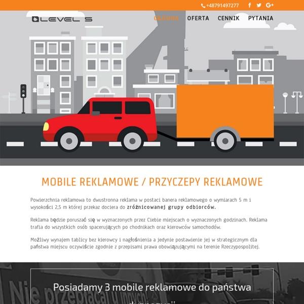 Reklamamobilna_com_pl – Kolejna witryna WordPress
