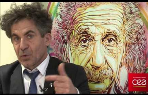 Si la relativité générale m'était contée… (par Etienne Klein)