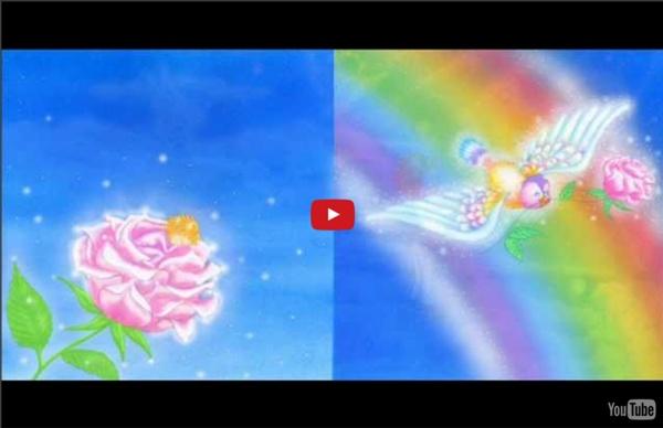 Relaxation guidee pour enfants: L'Oiseau Arc en Ciel