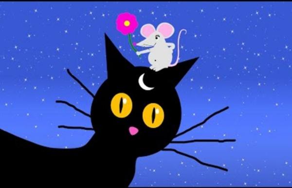 Un conte relaxant pour les enfants GRATUIT - Merci Tom le chat !