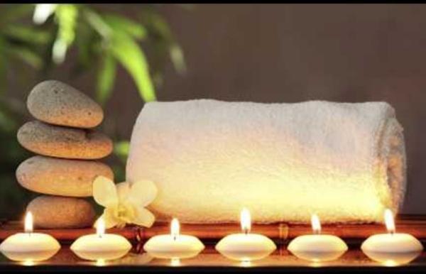 """3 heures de détente Musique """"méditation du soir"""" Fond pour le yoga, massage, spa"""