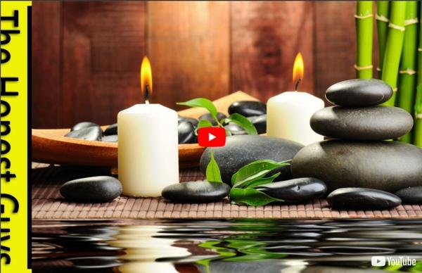 3 heures de méditation avec le murmure de l'eau