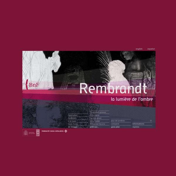 Rembrandt, la lumière de l'ombre