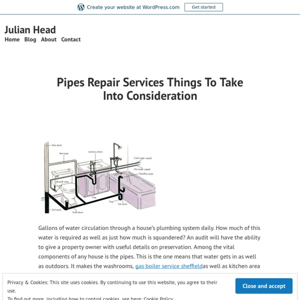 Exactly how To Advertise Your Pipes Organization