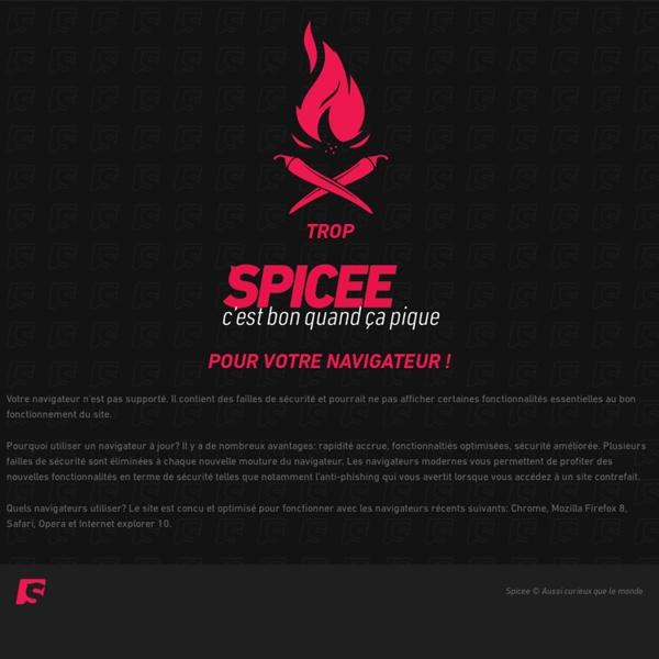 Spicee - 1er média vidéo de grands reportages et d'investigation 100% digital