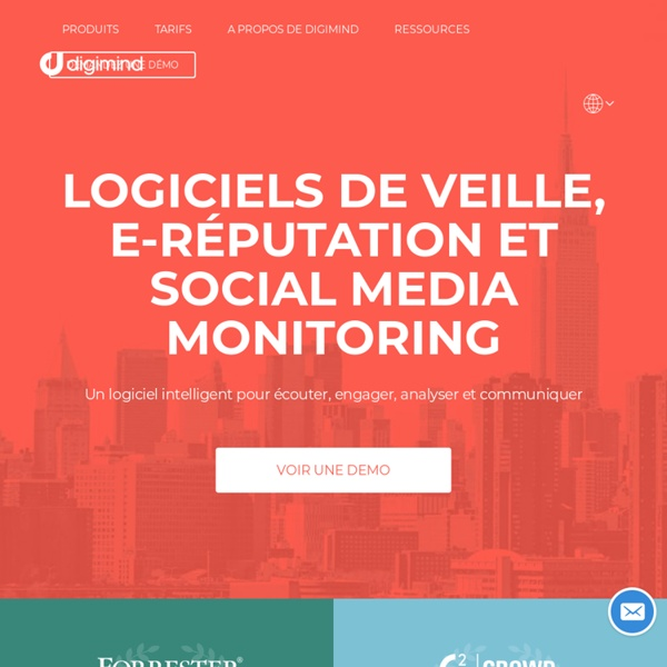 Logiciels de veille, e-réputation et Social Media Monitoring