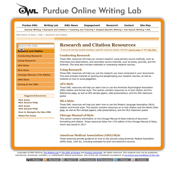 owl apa citing thesis Home forums musicians how to cite unpublished phd thesis apa style unpublished master's purdue owl: apa formatting and citing sources using apa.
