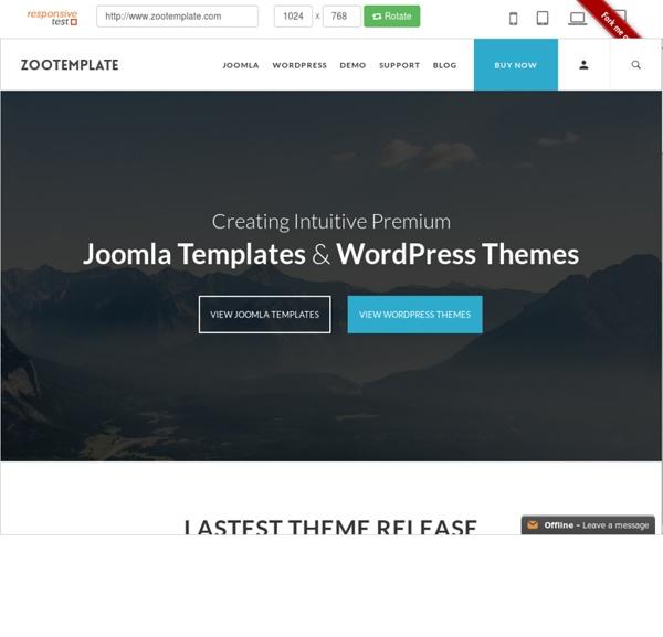Testing responsive web design in various resolutions