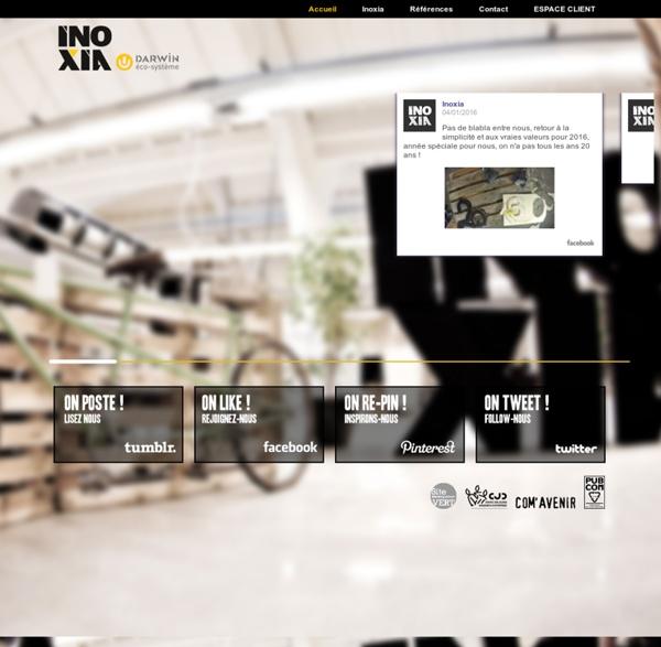 Inoxia, agence conseil responsable, communication globale, stratégie interactive, aquitaine