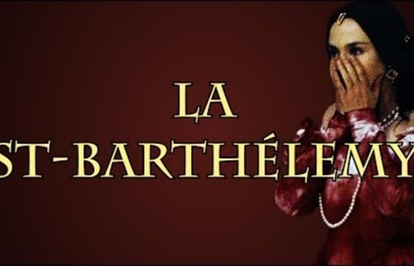 Qui est responsable du massacre de la St Barthélemy ?