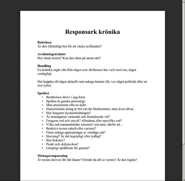 Responsark krönika.doc