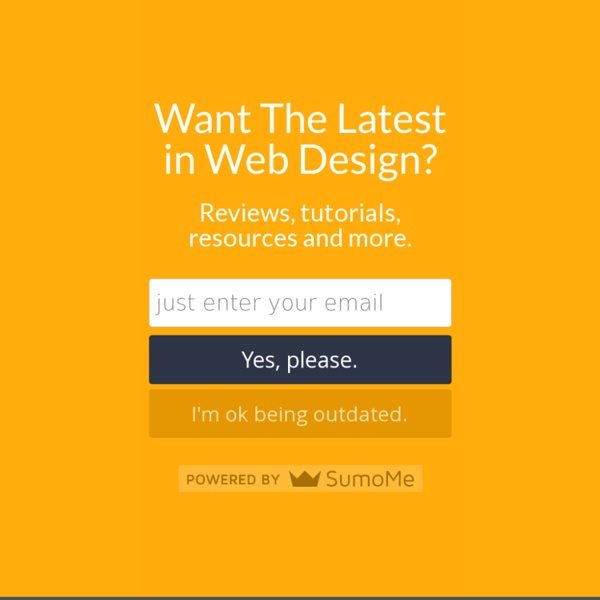 50 Responsive HTML Templates & Cool CSS Templates | Pearltrees