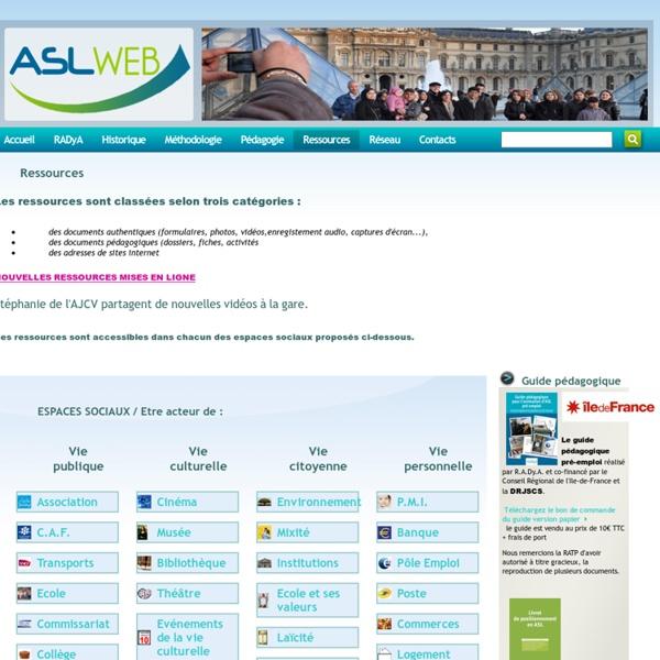 ASL Web