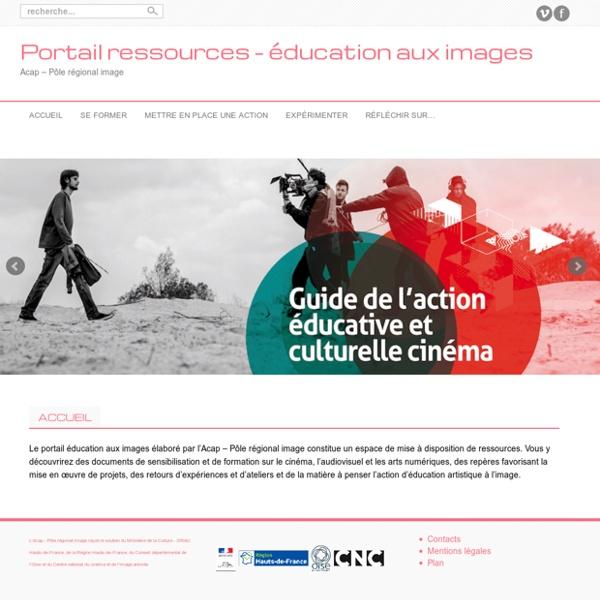 ACAP Cinéma - ressources