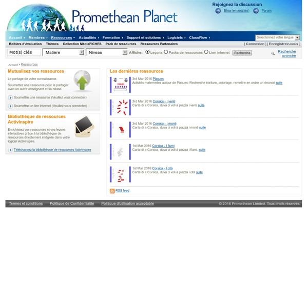 Promethean Planet France