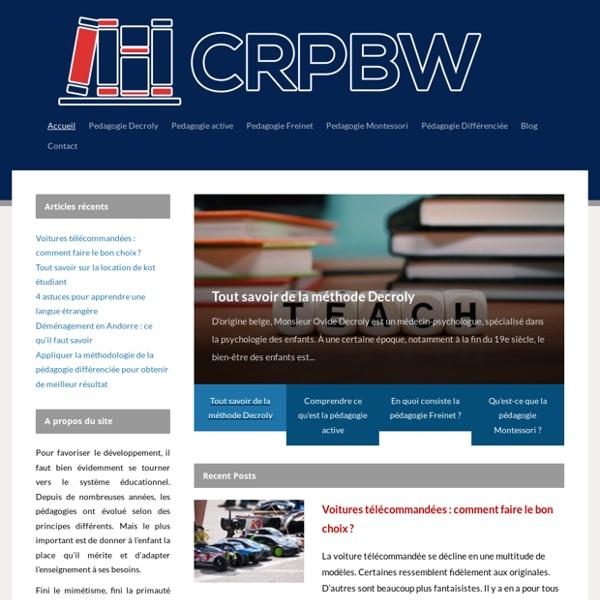 Centre de ressources pédagogiques et de langues (CRP)