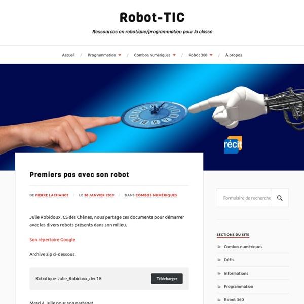 Robot-TIC