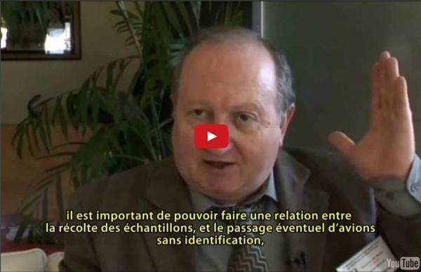 LA GRANDE MENACE: Résultats d'analyses français